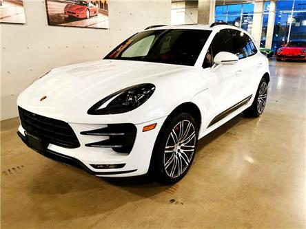 2018 Porsche Macan Turbo (Stk: N1553A) in Vancouver - Image 1 of 10