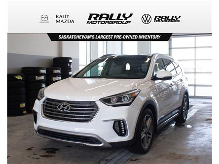 2017 Hyundai Santa Fe XL Limited (Stk: 2101A) in Prince Albert - Image 1 of 15