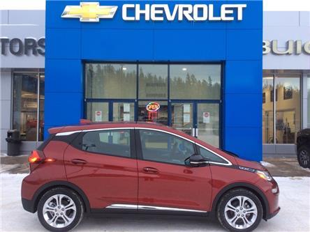 2021 Chevrolet Bolt EV LT (Stk: 6210100) in Whitehorse - Image 1 of 15