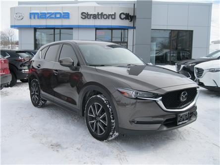 2017 Mazda CX-5 GT (Stk: 00618) in Stratford - Image 1 of 30