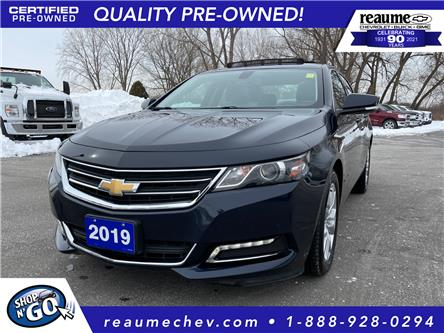 2019 Chevrolet Impala 1LT (Stk: 20-0492A) in LaSalle - Image 1 of 28