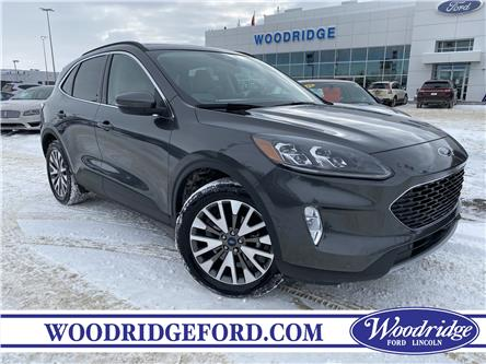 2020 Ford Escape Titanium (Stk: 17773) in Calgary - Image 1 of 23