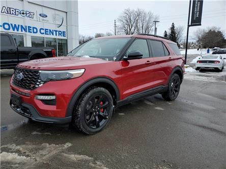 2021 Ford Explorer ST (Stk: 210062) in Hamilton - Image 1 of 13