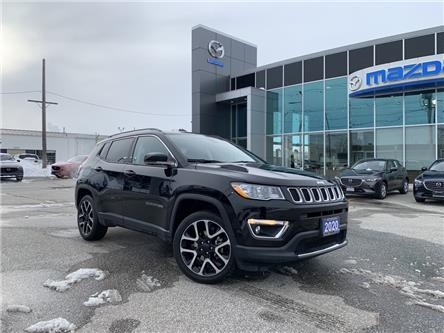 2020 Jeep Compass Limited (Stk: UM2548) in Chatham - Image 1 of 24