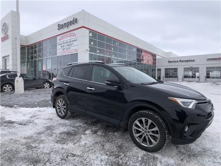 2016 Toyota RAV4 Limited (Stk: 210315A) in Calgary - Image 1 of 13