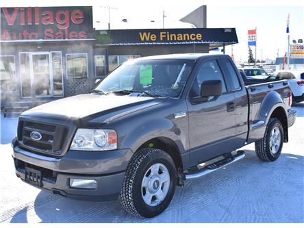 2004 Ford F-150 STX (Stk: T38210) in Saskatoon - Image 1 of 16