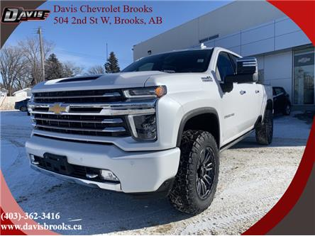 2021 Chevrolet Silverado 2500HD High Country (Stk: 224701) in Brooks - Image 1 of 21