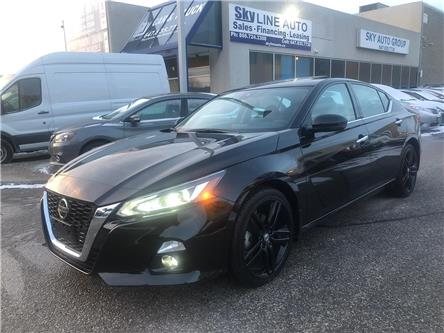 2019 Nissan Altima 2.5 SV (Stk: ) in Concord - Image 1 of 20
