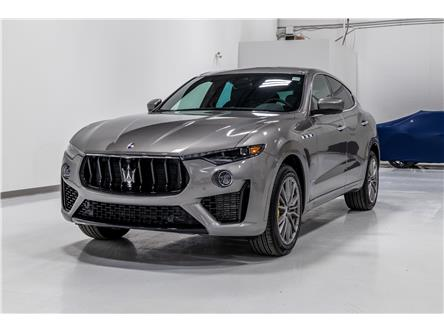 2021 Maserati Levante S GranSport (Stk: 1014MCE) in Edmonton - Image 1 of 23