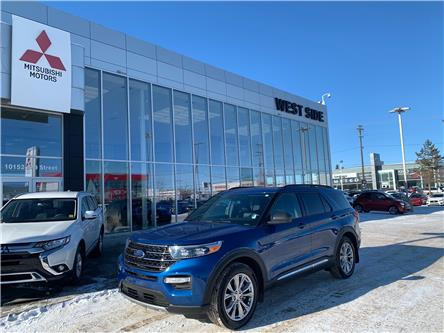 2020 Ford Explorer XLT (Stk: 22788A) in Edmonton - Image 1 of 26