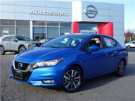 2021 Nissan Versa SV (Stk: A21037) in Abbotsford - Image 1 of 28