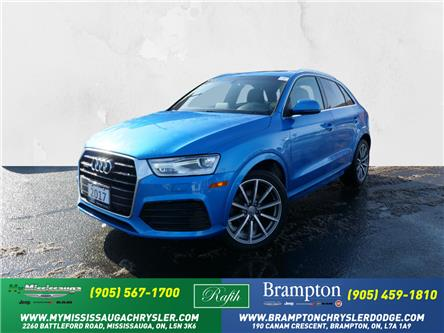 2017 Audi Q3 2.0T Progressiv (Stk: 1307) in Mississauga - Image 1 of 26