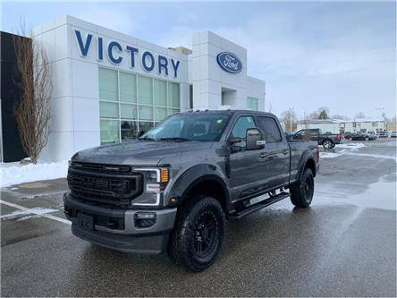2021 Ford F-250 Lariat (Stk: VFF20003) in Chatham - Image 1 of 27