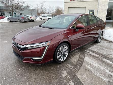 2020 Honda Clarity Plug-In Hybrid Touring (Stk: G1946) in Cobourg - Image 1 of 26