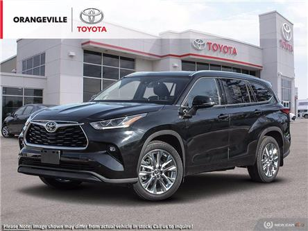 2021 Toyota Highlander Limited (Stk: 21236) in Orangeville - Image 1 of 23