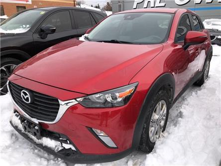 2018 Mazda CX-3 GS (Stk: P3319) in Toronto - Image 1 of 20