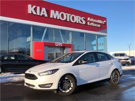 2016 Ford Focus SE (Stk: 11166A) in Gatineau - Image 1 of 18