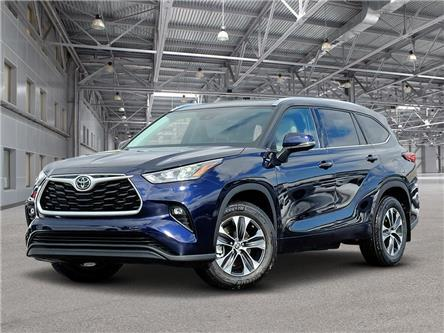 2020 Toyota Highlander XLE (Stk: D202065) in Mississauga - Image 1 of 10