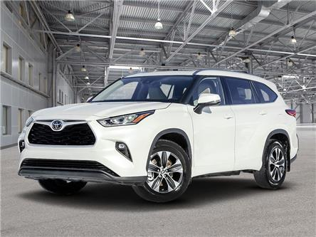 2021 Toyota Highlander XLE (Stk: D210378) in Mississauga - Image 1 of 22