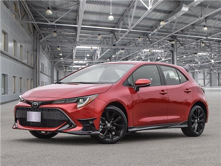 2021 Toyota Corolla Hatchback Base (Stk: D210455) in Mississauga - Image 1 of 23