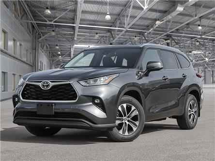 2021 Toyota Highlander XLE (Stk: D210568) in Mississauga - Image 1 of 23