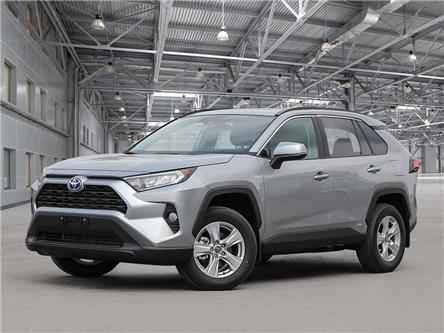 2021 Toyota RAV4 Hybrid XLE (Stk: D210650) in Mississauga - Image 1 of 23
