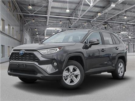 2021 Toyota RAV4 Hybrid XLE (Stk: D210704) in Mississauga - Image 1 of 23