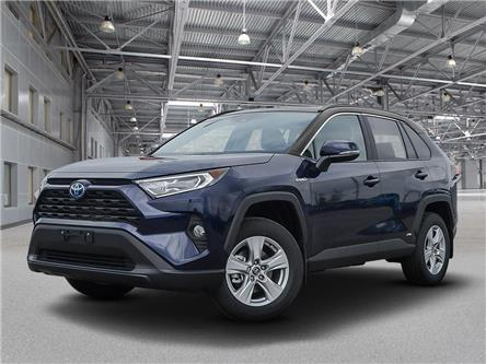 2021 Toyota RAV4 Hybrid XLE (Stk: D210710) in Mississauga - Image 1 of 23