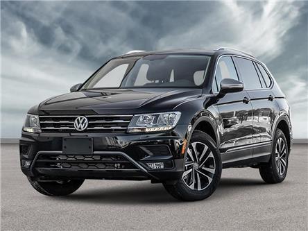2021 Volkswagen Tiguan United (Stk: 210271) in Cambridge - Image 1 of 23