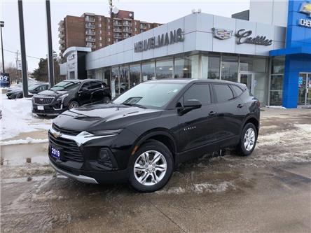 2019 Chevrolet Blazer 2.5 (Stk: K455) in Chatham - Image 1 of 20