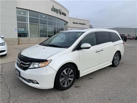 2014 Honda Odyssey Touring (Stk: U04661) in Chatham - Image 1 of 20