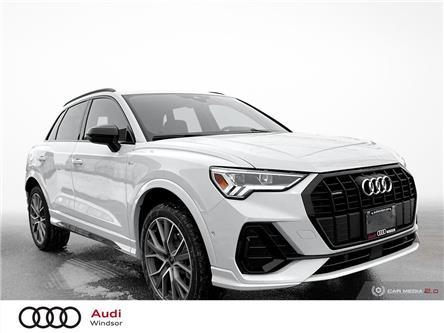 2021 Audi Q3 45 Progressiv (Stk: 21083) in Windsor - Image 1 of 30