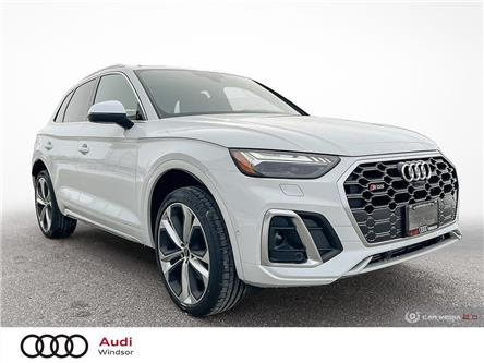 2021 Audi SQ5 3.0T Technik (Stk: 21080) in Windsor - Image 1 of 30