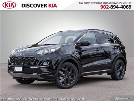 2021 Kia Sportage EX S (Stk: S6831A) in Charlottetown - Image 1 of 23