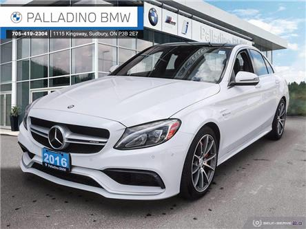 2016 Mercedes-Benz AMG C Base (Stk: 0167A) in Sudbury - Image 1 of 24