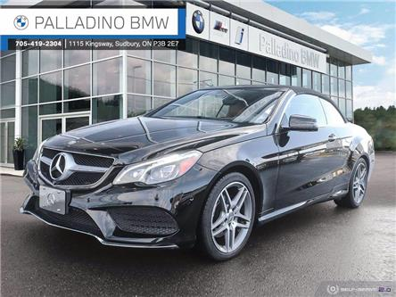 2014 Mercedes-Benz E-Class Base (Stk: 0134C) in Sudbury - Image 1 of 22