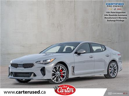 2019 Kia Stinger GT Limited (Stk: 64249U) in Calgary - Image 1 of 27