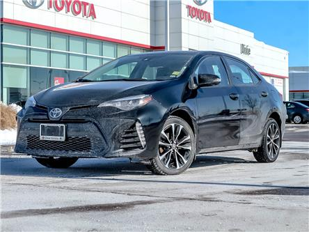 2017 Toyota Corolla SE (Stk: D210433A) in Mississauga - Image 1 of 4