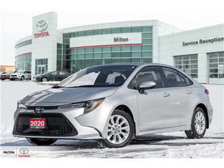2020 Toyota Corolla LE (Stk: 086161) in Milton - Image 1 of 23