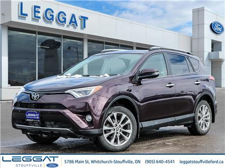 2016 Toyota RAV4 Limited (Stk: RG00323B) in Stouffville - Image 1 of 28