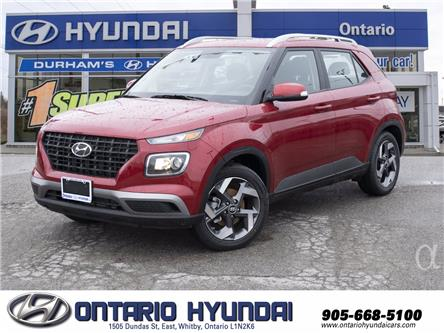2021 Hyundai Venue Trend (Stk: 095110) in Whitby - Image 1 of 22