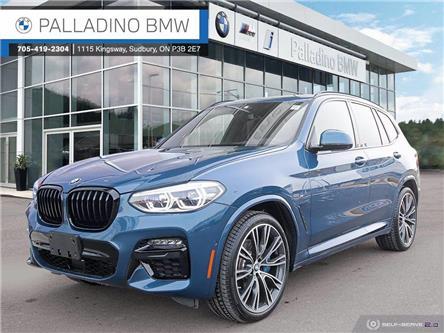 2020 BMW X3 M40i (Stk: 0217) in Sudbury - Image 1 of 26