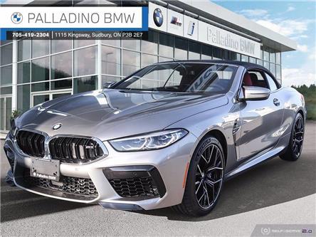 2020 BMW M8 Cabriolet (Stk: 0239) in Sudbury - Image 1 of 20