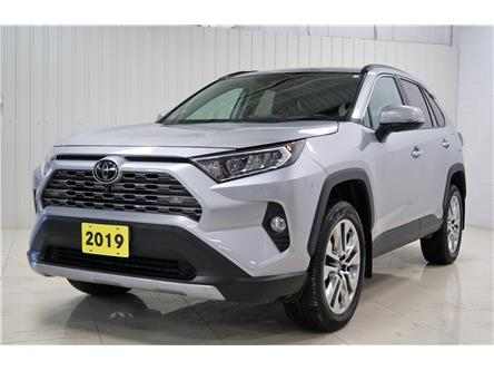 2019 Toyota RAV4 Limited (Stk: P6233) in Sault Ste. Marie - Image 1 of 17
