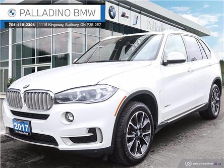 2017 BMW X5 xDrive35i (Stk: U0107) in Sudbury - Image 1 of 21