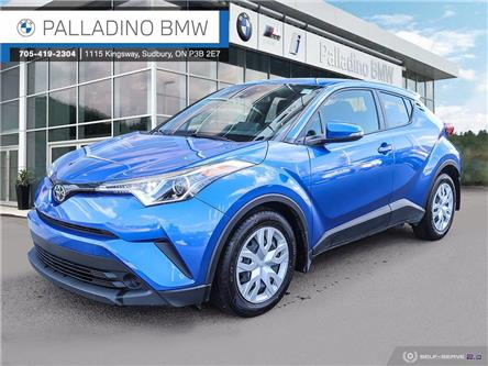 2019 Toyota C-HR Base (Stk: U0208) in Sudbury - Image 1 of 26
