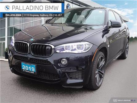 2019 BMW X6 M Base (Stk: 0009D) in Sudbury - Image 1 of 24