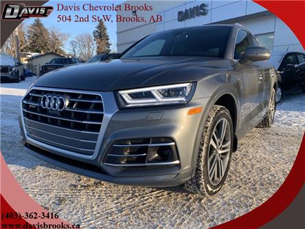 2018 Audi Q5 2.0T Technik (Stk: 224472) in Brooks - Image 1 of 22