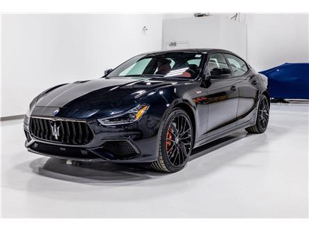 2021 Maserati Ghibli Trofeo (Stk: 1032MCE) in Edmonton - Image 1 of 25
