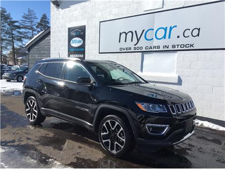 2020 Jeep Compass Limited (Stk: 210084) in Cornwall - Image 1 of 22